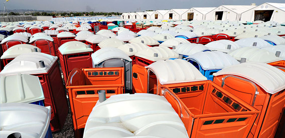 Champion Portable Toilets in Stillwater, OK